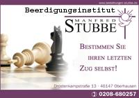 Beerdingungsinstitut Stubbe