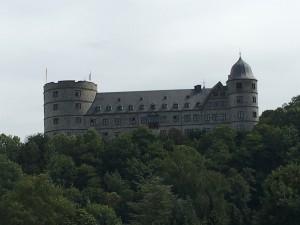 Die Wewelsburg: Hier leistet die Schachjugend allen Spaßverderbern hartnäckigen Widerstand.