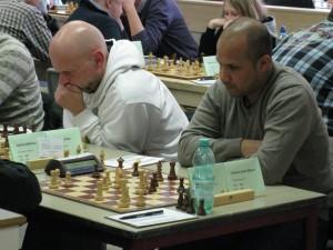 Javier Miguel Zimmer (rechts) spielt für Schwarz-Weiß Oberhausen, ist aber auch OSV-Mitglied.