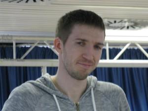 Der Zweitplatzierte IM Dmitry Mischuk